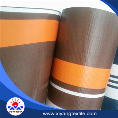 stripe awning fabric